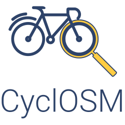 CyclOSM logo